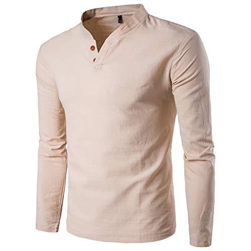 89d27d123 Suéter de Hombre Otoño Primavera Jersey Slim Tops Prendas de Punto de  Hombre Sudadera para Hombre BBestseller